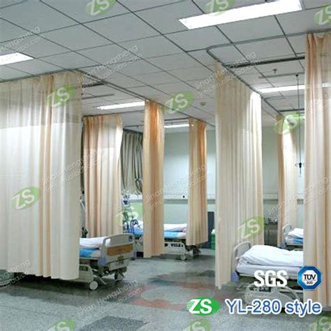 hospital bed curtains hospital bed curtains 28 images hospital curtain track