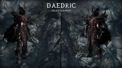 skyrim hot daedric armor skyrim daedric armor heavy armor arador