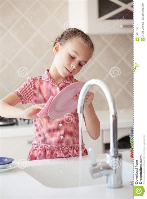new year washing dishes washing the dishes stock photos image 29711743