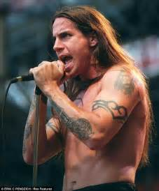 red chili peppers frontman anthony kiedis tenderly