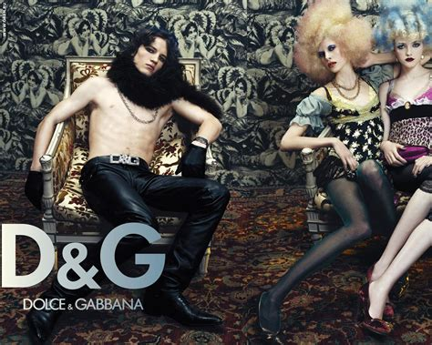 Dolce Gabana blue bling ring spicy dolce gabbana adverts