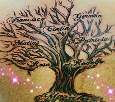 imajenes de tatuajes de arbol genealogico imagenes de tatuajes de arbol geneologico tatuajes de