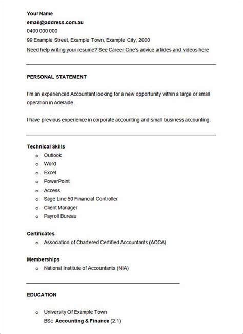 impressive accounting resume template how impressive accounting assistant resume is made