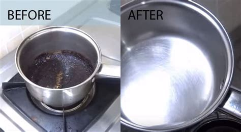 ampuh membersihkan kerak hitam  panci resepkokico