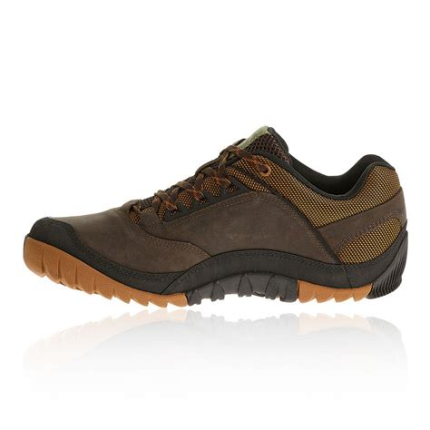 merrell walking shoes merrell annex walking shoes ss17 40 sportsshoes