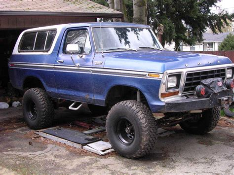 bronco car lifted lifted 79 ford bronco car interior design