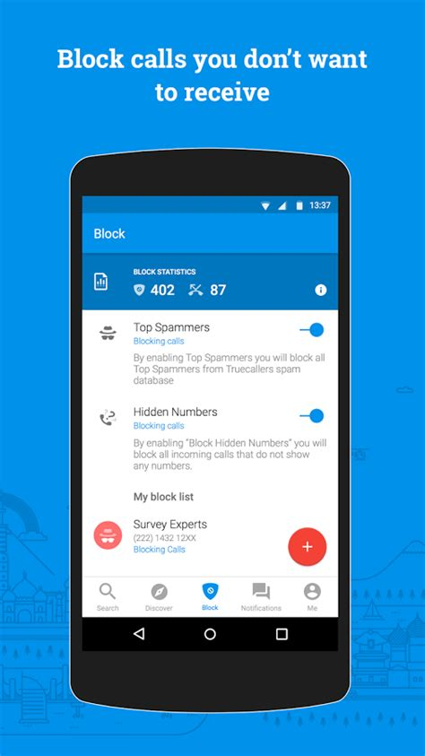 free truecaller apk free truecaller caller id block apk v5 11 free for android