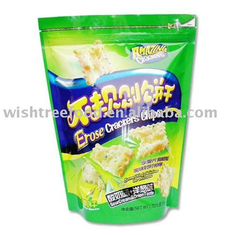 amazing erose cracker chips kimchi flavor products china