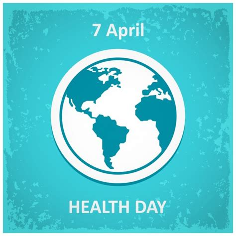 poster design health design poster for world health day vector free download