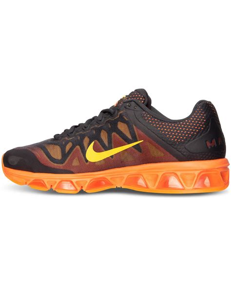 Sneakers Nike Azuma Biru Orange nike s air max tailwind 7 running sneakers from finish line in orange for lyst