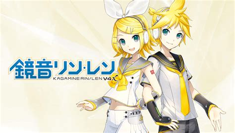 Len Design by Kagamine Rin And Kagamine Len V4x Designs And Release Date