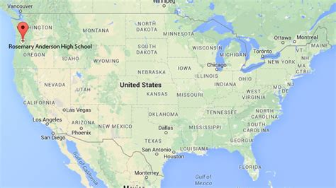 portland oregon on the usa map 4 3 hospitalized in portland oregon high school