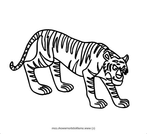 stripeless zebra coloring page click the bengal tiger coloring pages tiger coloring