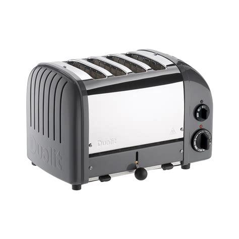 4 Slice Toasters On Sale Buy Dualit Classic Toaster Cobble Grey Amara