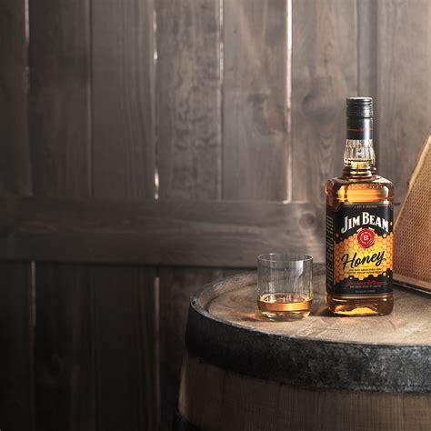 Honey Beam jim beam 174 honey kentucky bourbon whiskey