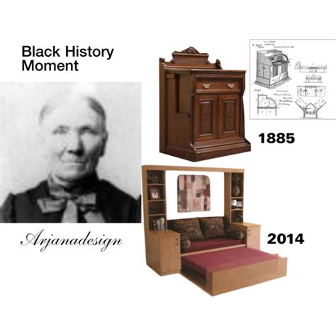 Who Created The Of The Cabinet by E Black History Polyvore