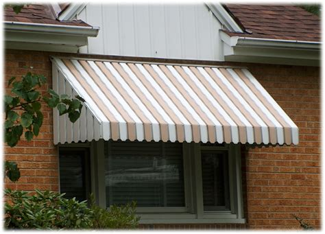 Aluminum Awning by Get Your House Protected With The Aluminum Awnings