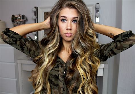 Big Soft Curls by Big Curls S Secret Soft Waves Eng Subs