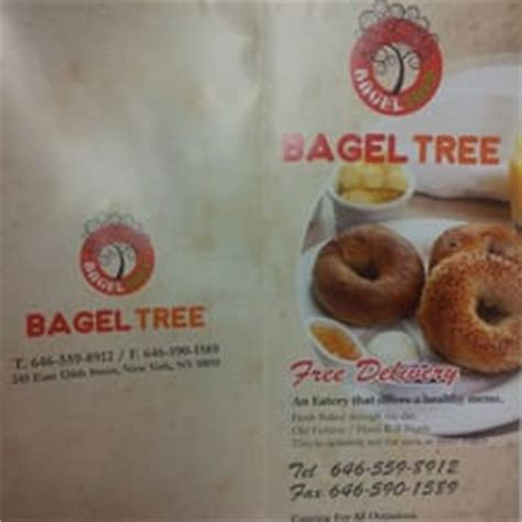 bagel tree bagels new york ny yelp