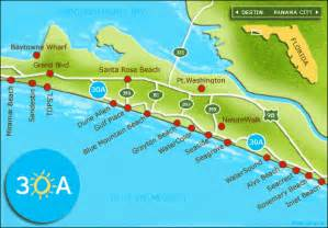 30a map gif 30a luxury homes