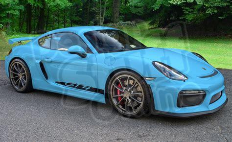 Aufkleber Porsche Design by Porsche Cayman Decals Porsche 981 Graphics Stripes