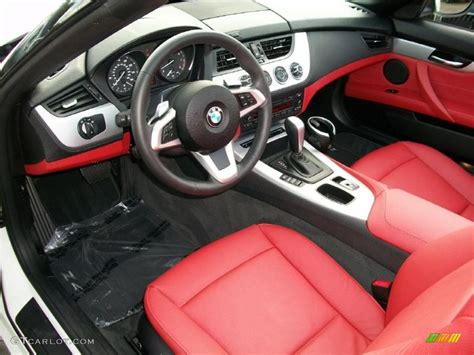 bmw red interior bmw red interior pictures to pin on pinterest pinsdaddy