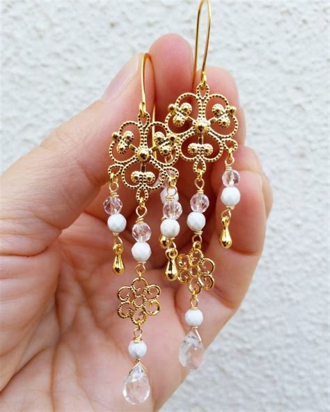earring ideas jewelry 21 dangle earring designs ideas models design trends