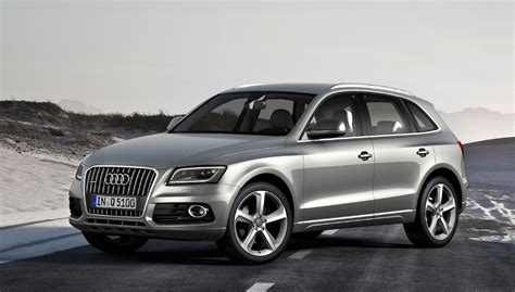 Audi Q5 Update Audi Q5 Gets Mid Updates Adds Hybrid To The Range