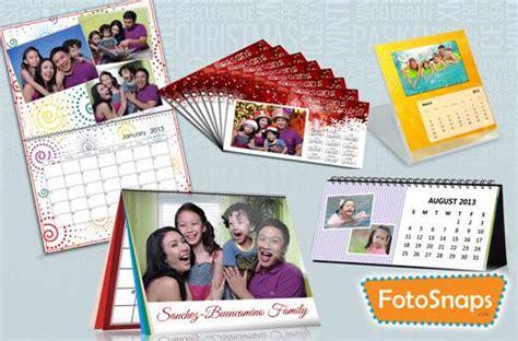 cool personalized photo calendar card desk calendar case