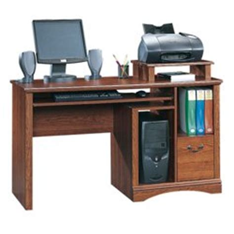 computer and printer desk computer desk with printer shelf 13426 and more office desks