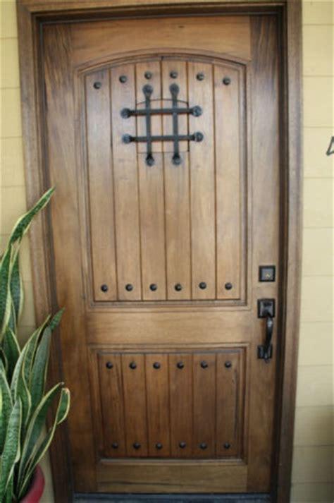 Speakeasy Front Door Front Door With Speakeasy Design