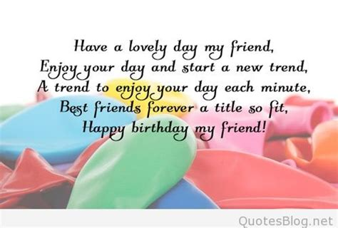 Happy Birthday Wish For Friend Birthday Wishes And Cards For Friends