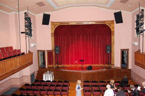 dewitt opera house sw ia opera house built in 1902 to hold first big event since restoration 171 kjan