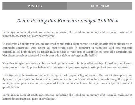 jelaskan langkah langkah membuat daftar isi menggunakan tool references cara membuat postingan dan komentar dalam tab view