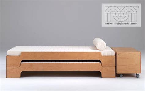 canapé camif canap 195 169 lit gigogne bois