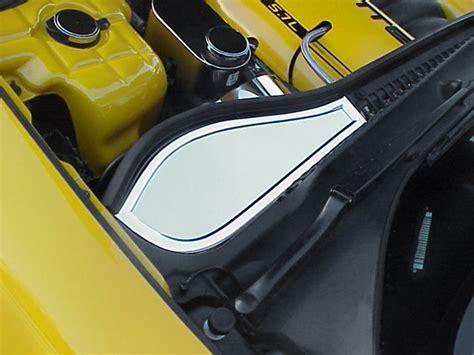 corvette fender cover c5 corvette z06 1997 2004 inner fender cover extender