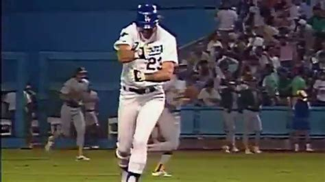 changer kirk gibson s 1988 world series home run