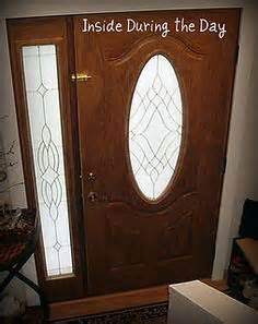 Glass Front Door Coverings Door Window Covering On Window Coverings Curtains And Window Treatments