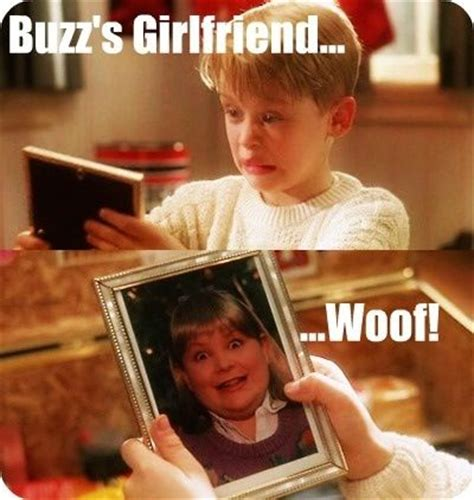 home alone buzz your woof humor