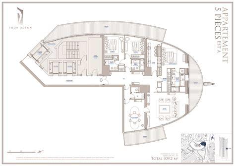 floor plan tour odeon tower monaco floor plan tower home plans ideas picture