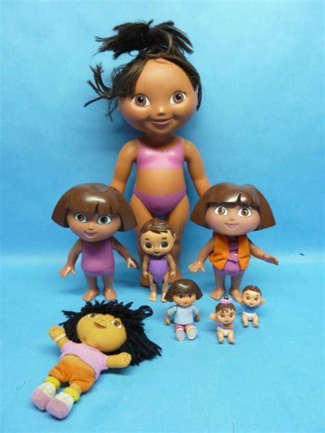 misteri film dora the explorer dora the explorer cartoon doll tv movie action figure
