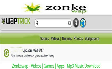zonkewap themes games waptrick free games music videos apps download