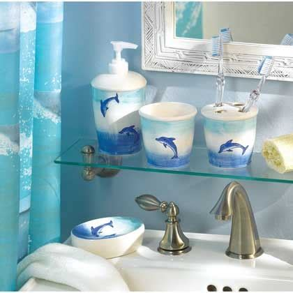 Bathroom Dolphin by Dolphin Bathroom Set Cool Bathrooms