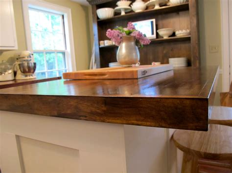 diy wood kitchen island countertop steffens hobick kitchen island diy kitchen island