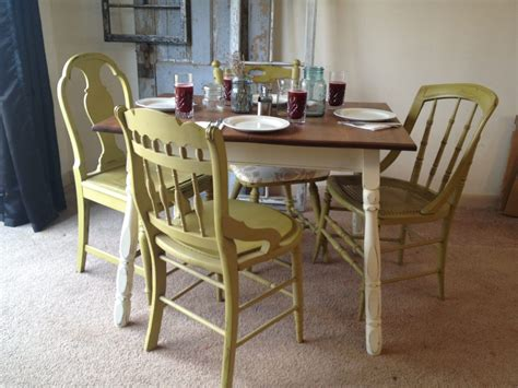 lovely vintage kitchen tables for an area
