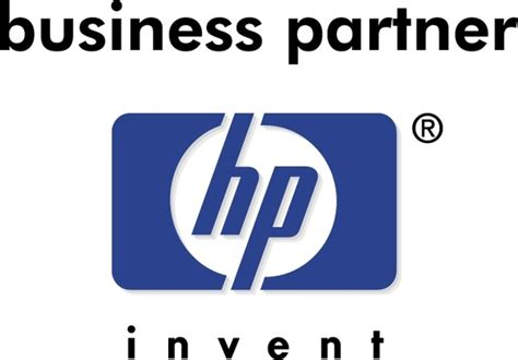Hewlett Packard Background Check Hewlett Packard Business Partner 0 Free Vector In Encapsulated Postscript Eps Eps