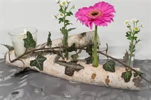 dekoration mit birke tischdekoration aus birke birkendeko at