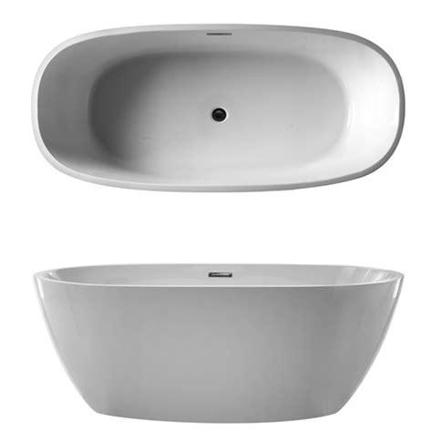 vasca freestanding flow vasca freestanding finitura bianco bagno italiano