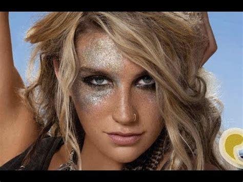 tutorial makeup kesha ratuliu halloween tutorial ke ha inspired look youtube