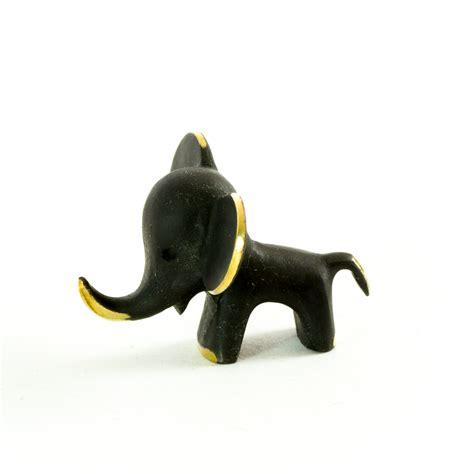 elephant figurines walter bosse brass elephant figurine elefant modern